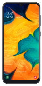 SAMSUNG SM-A305 Galaxy A30 32Gb Black
