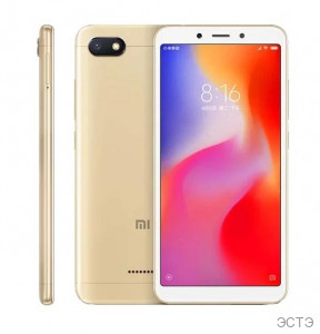 Xiaomi Redmi 6A 16Gb Gold